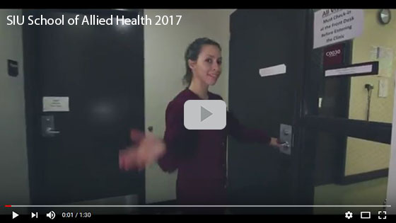 SIU School of Allied Health Video Tour