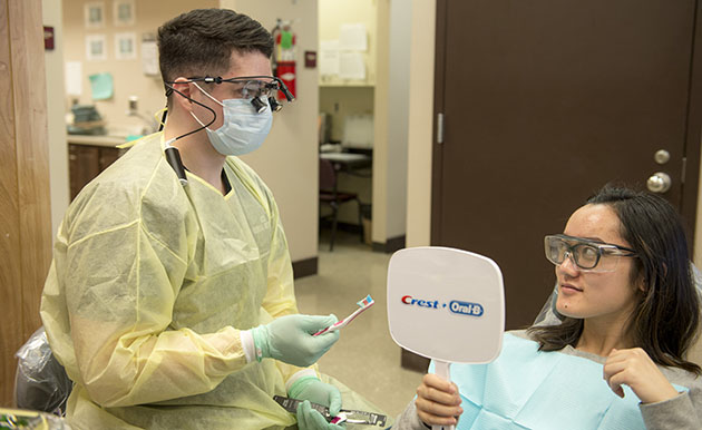 Health Care management | Dental Hygiene | School of Health Sciences | SIU