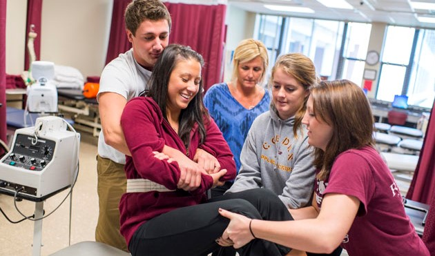 Physical Therapist Assistant colloge courses