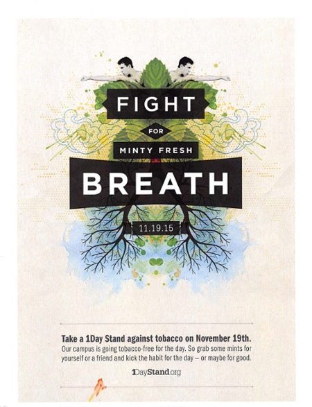 fight for minty breath